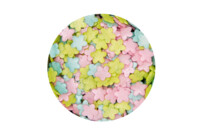 Edible sprinkle decoration - Flowers