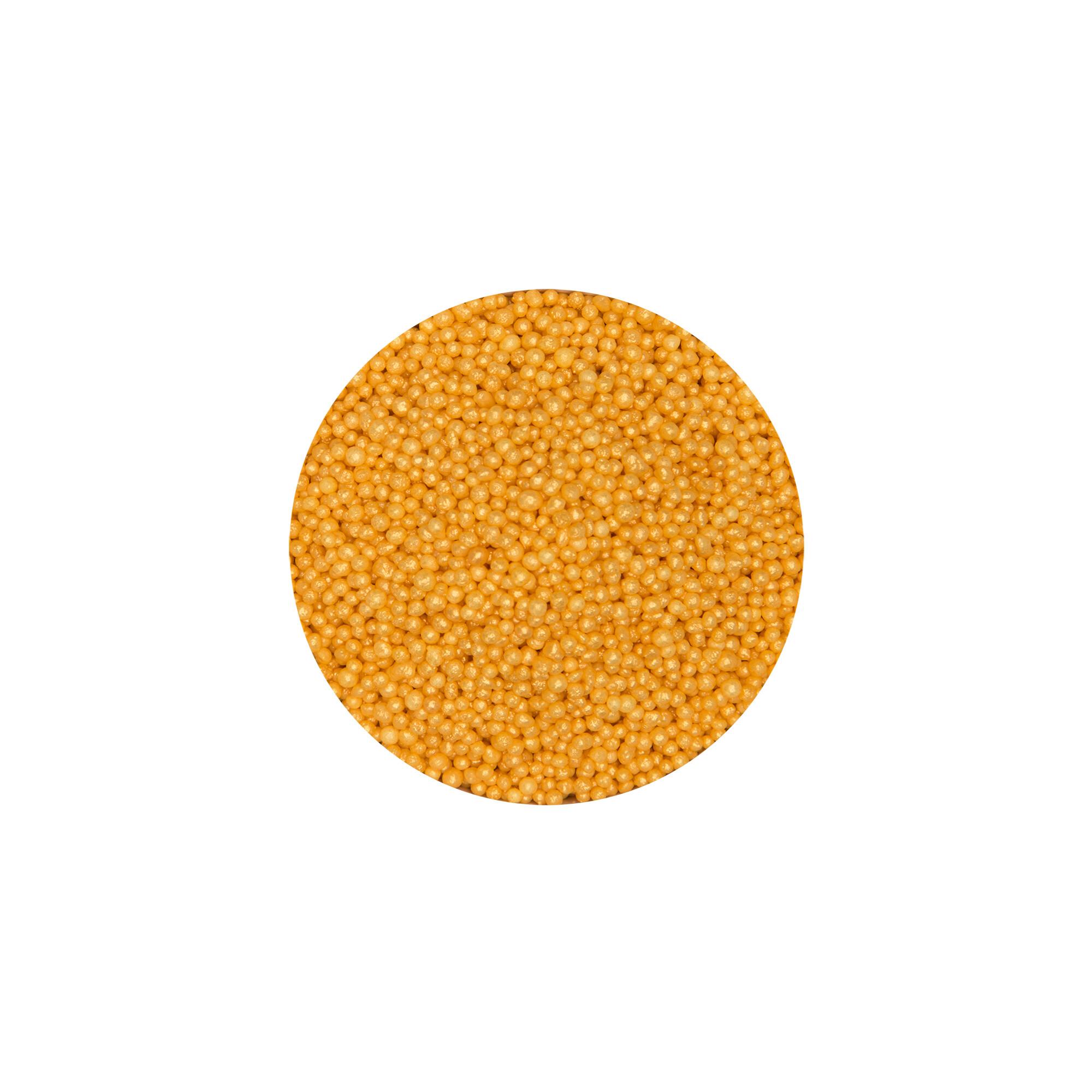 Edible sprinkle decoration - Nonpareils