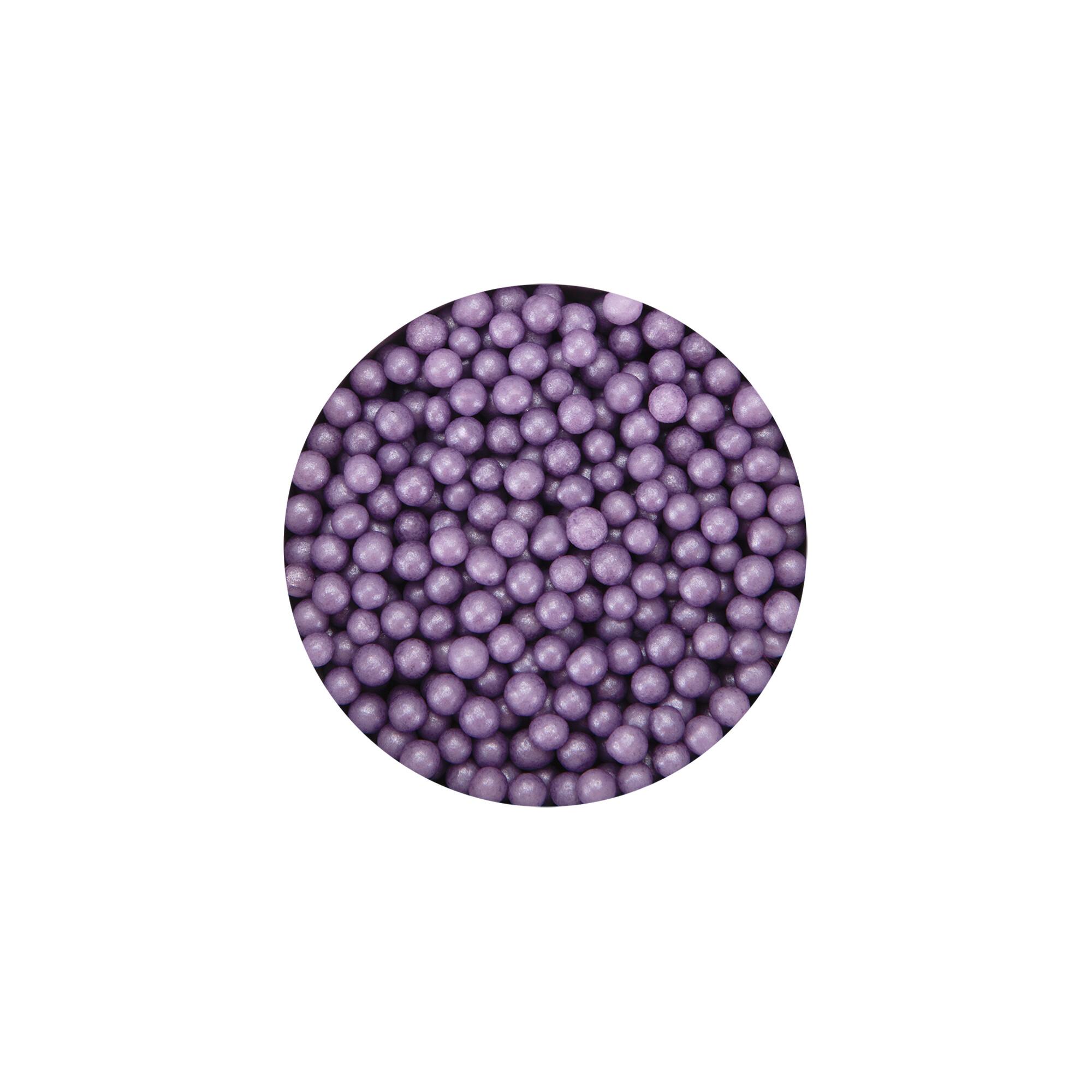 Edible sprinkle decoration - Pearls Mini