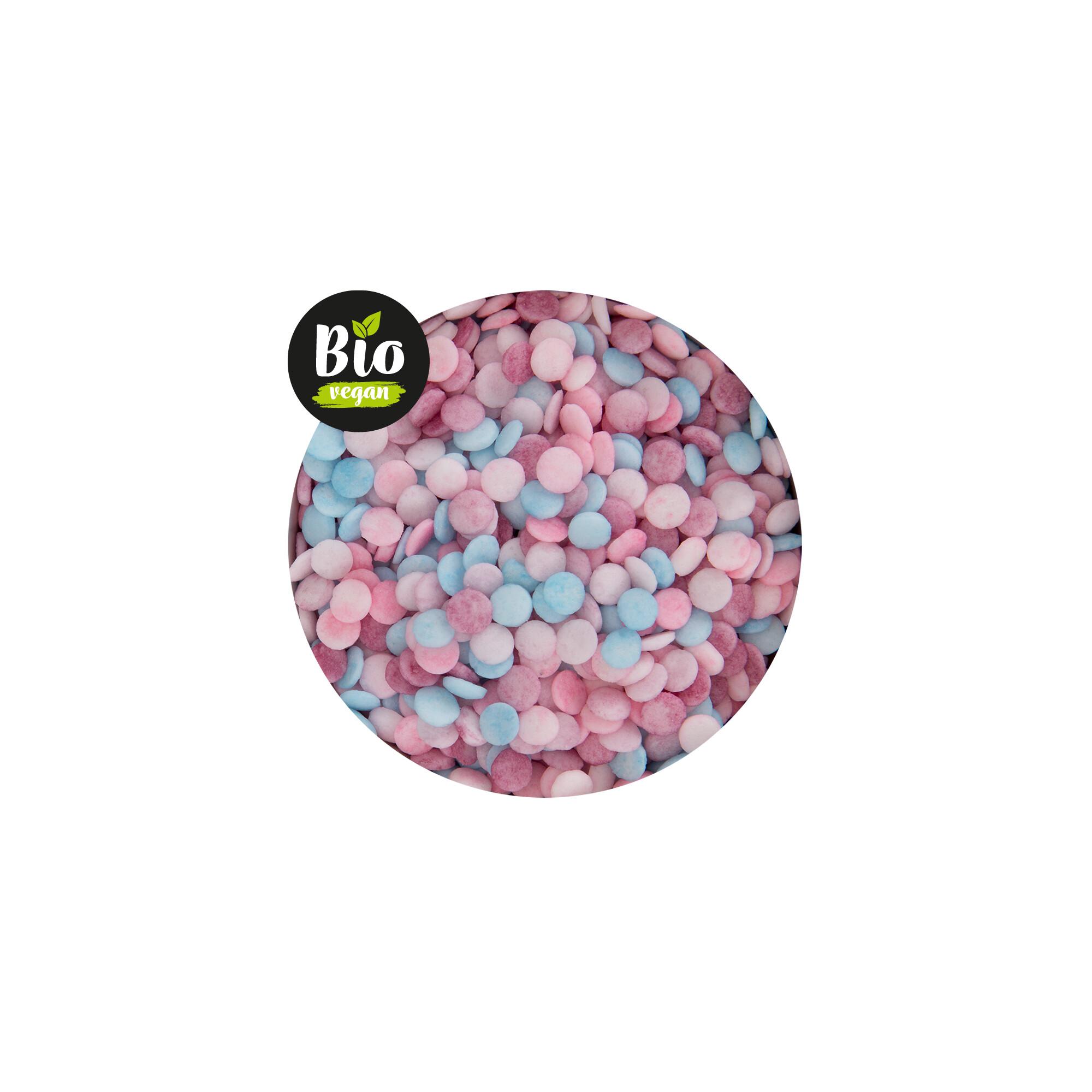 Edible sprinkle decoration - Organic Confetti