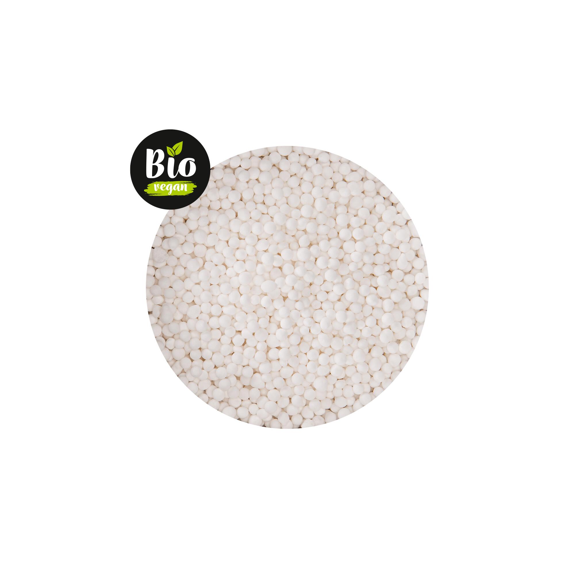 Edible sprinkle decoration - Organic Nonpareils