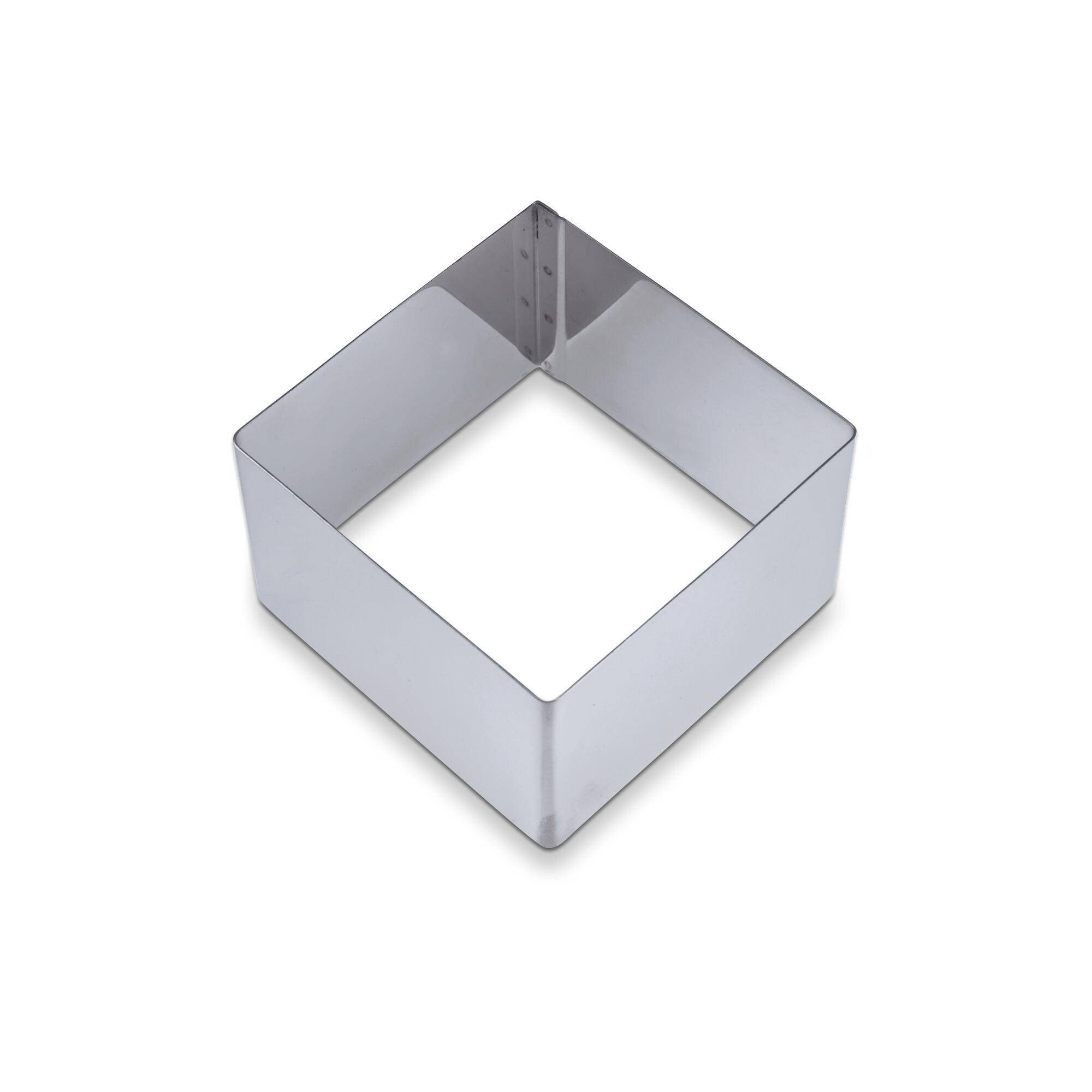 Dessertform - Quadrat