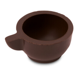 Chocolate hollow bodies - Cup - Dark chocolate - 54 pieces