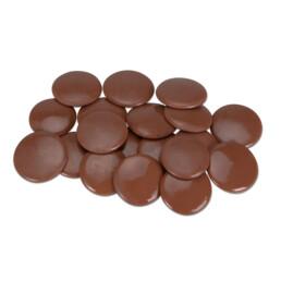 Couverture - Fine milk chocolate - Coins