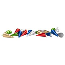 Pralinenspitztüten - 100 Stück