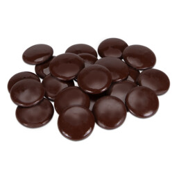 Couverture - Extra fine dark chocolate - Coins