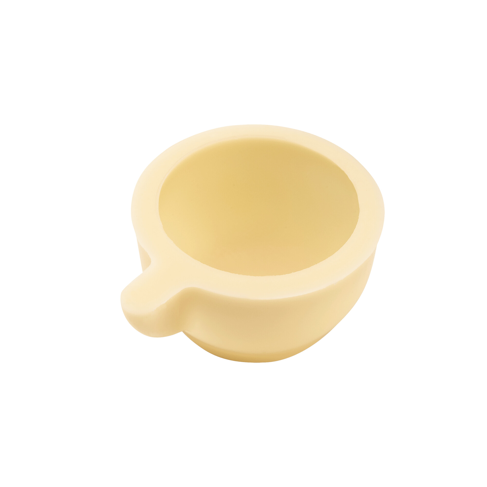 Chocolate hollow bodies - Cup - White chocolate - 54 pieces