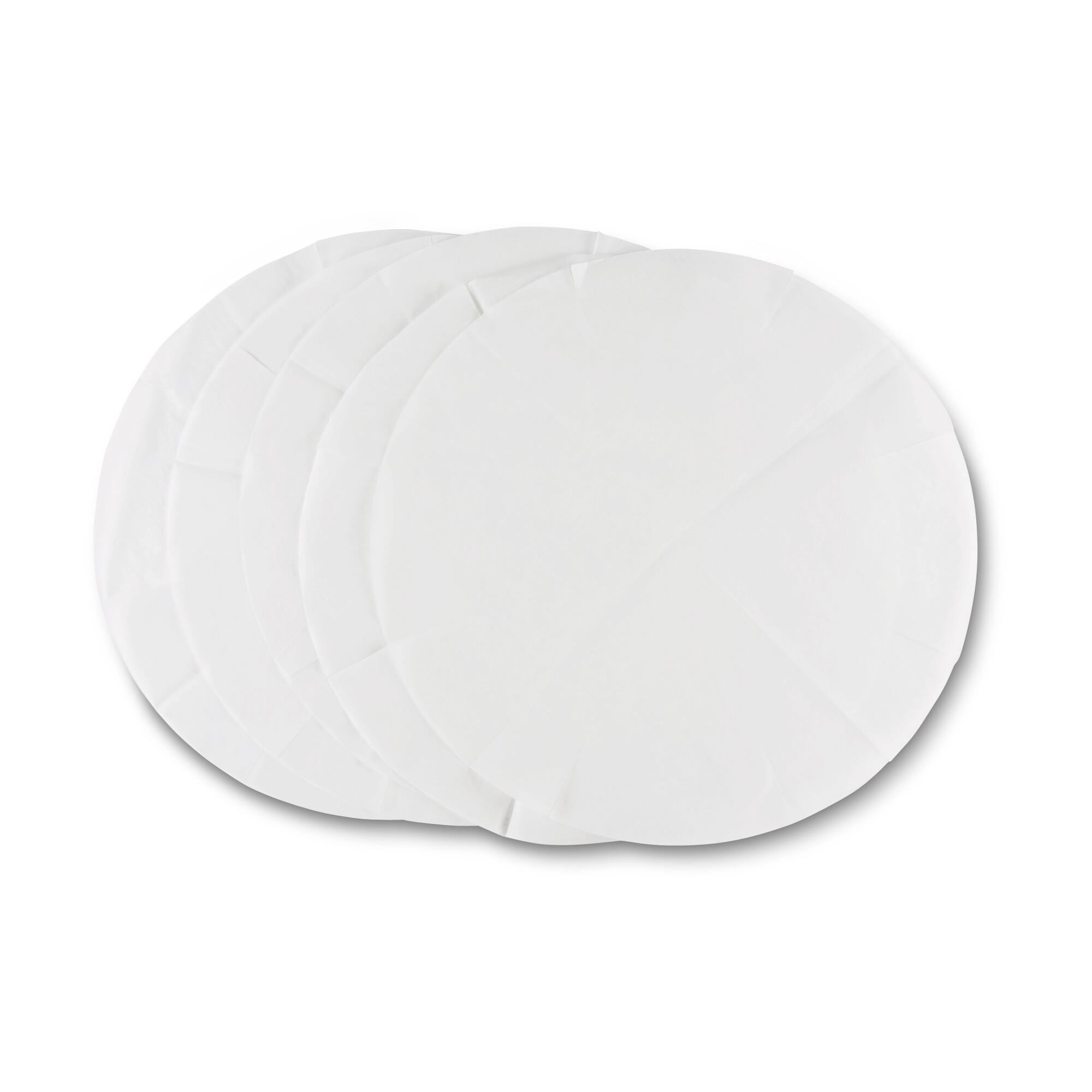 Baking paper - Round - 10 pieces
