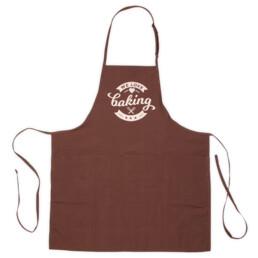 we love baking - Backschürze