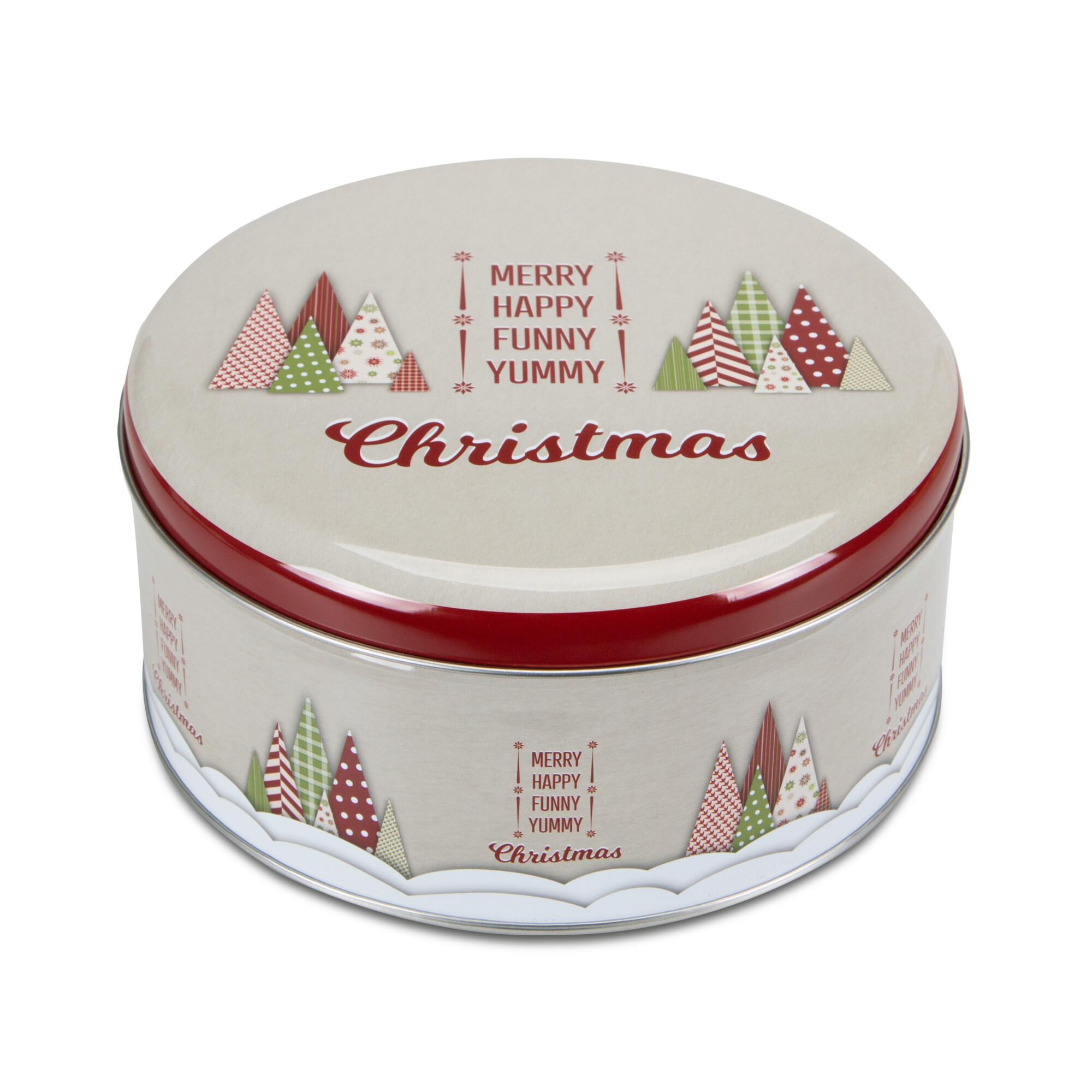 "Gebäckdose ""Yummy Christmas"""
