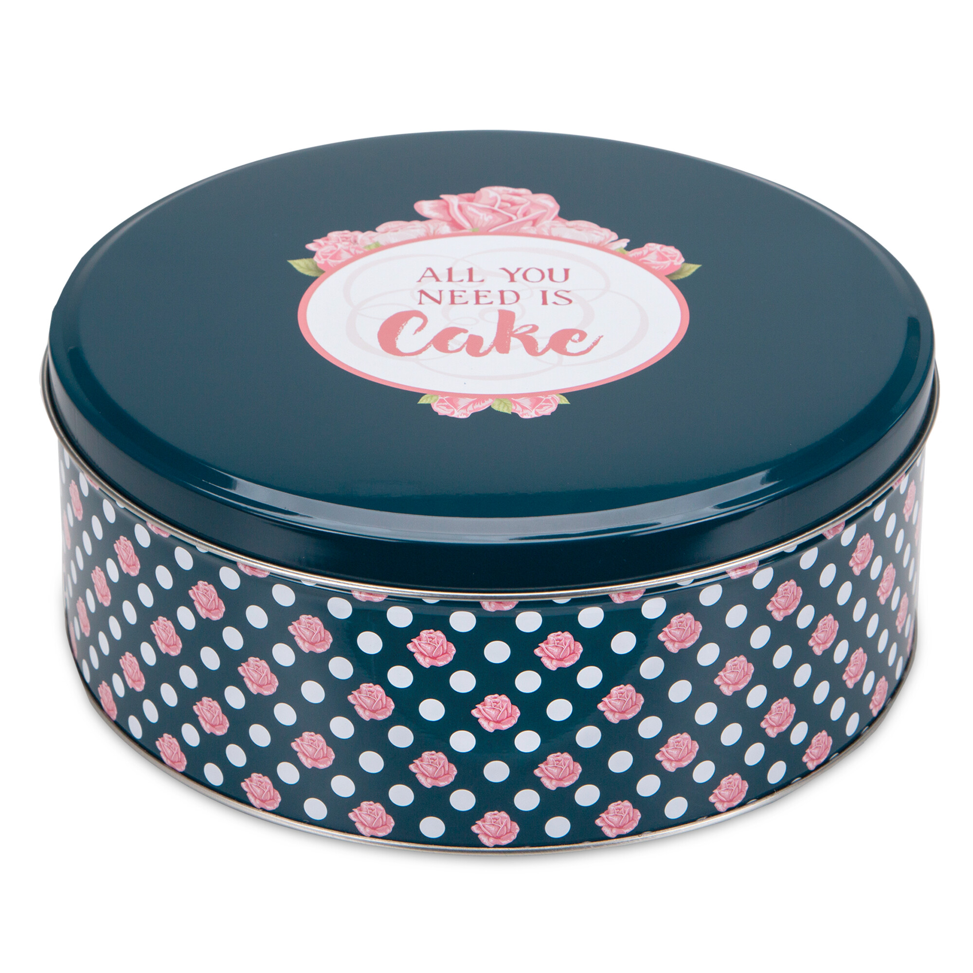 """Gebäckdose """"All you need is Cake"""""""