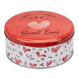 "Gebäckdose ""Sweet Love"""