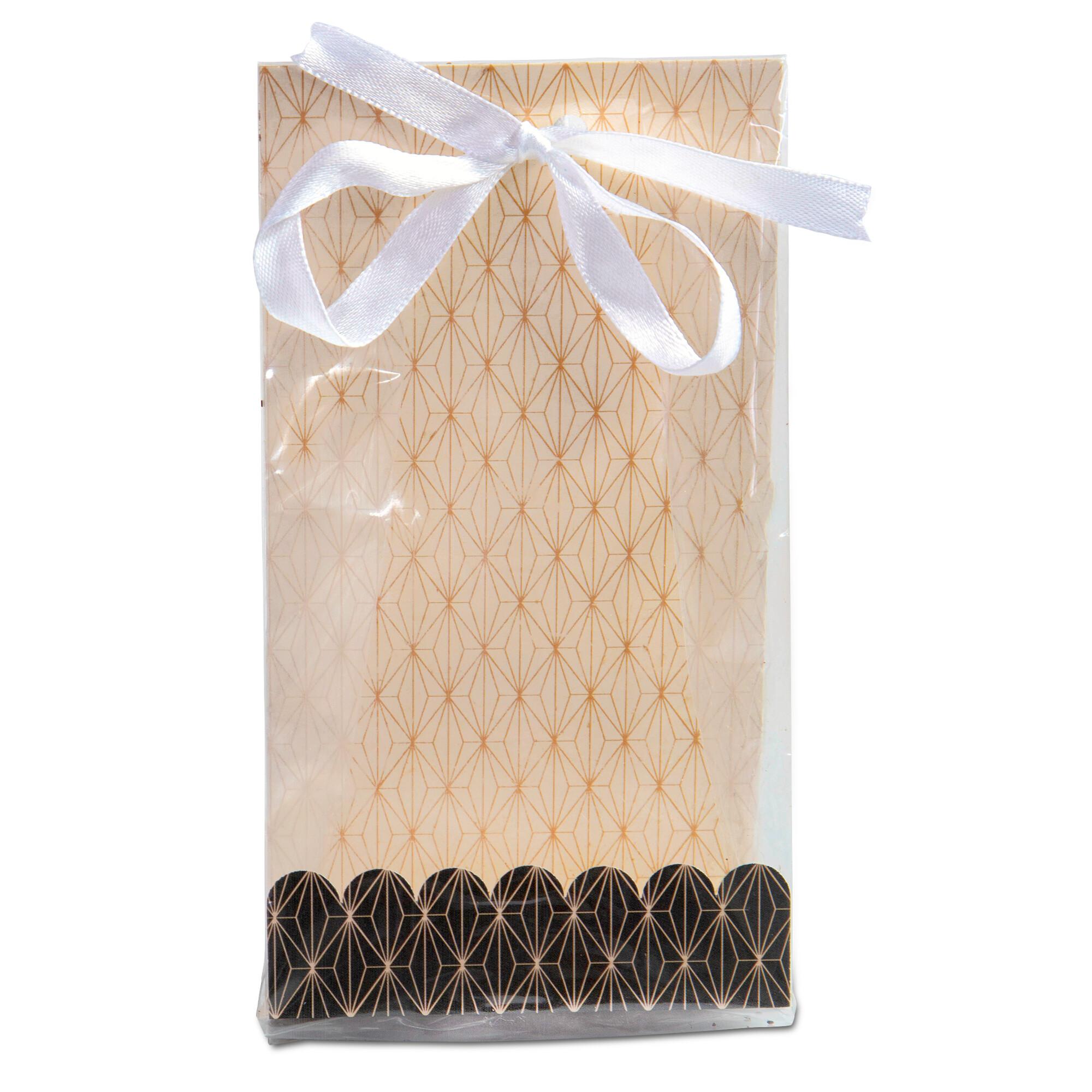 Geschenktüten - Vanilla Diamonds - Set, 24-teilig