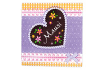 Party and cocktail napkins - Mausi - 20 pieces
