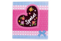 Party and cocktail napkins - Spatzl - 20 pieces