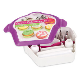 Cupcake-Dekorations-Set - 19-teilig