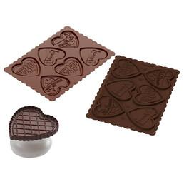 Keksform - Liebe - Cookies - Set, 2-teilig