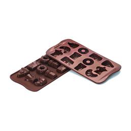 Schokoladen- & Pralinenform - Guten Morgen