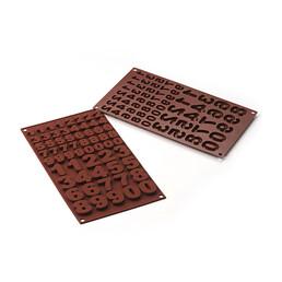 Schokoladen- & Pralinenform - Zahlen