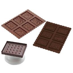 Keksform - Gnam Gnam - Cookies - Set, 2-teilig