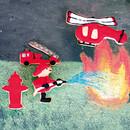 Western, Weltraum & Feuerwehr