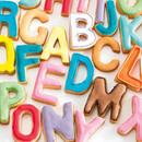 Buchstaben, Zahlen & Symbole